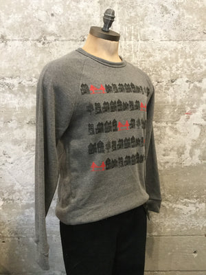 VICTORIAN BRIDGES CREWNECK (Adult)