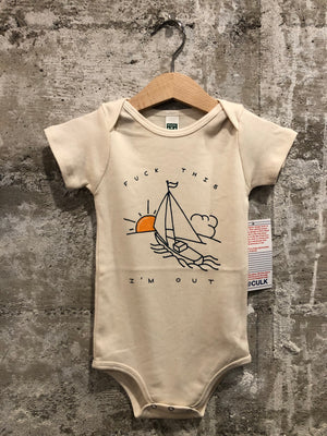SAILBOAT ONESIE