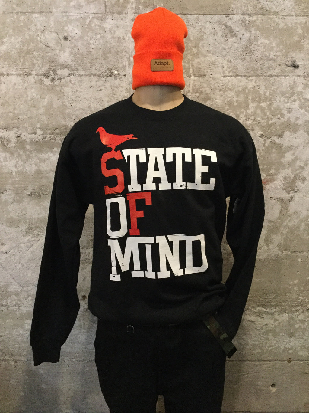 SF STATE OF MIND FLEECE