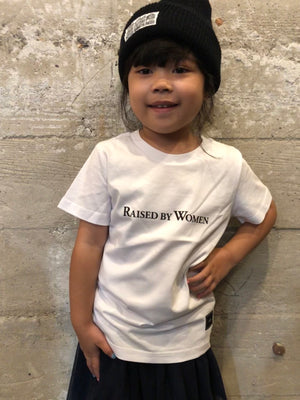 RAISED BY WOMEN TEE