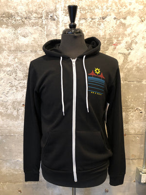 FILIPINX BRIDGE HOODIE - AH EXCLUSIVE (Zip-Up)