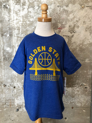 GOLDEN STATE TODDLER TEE