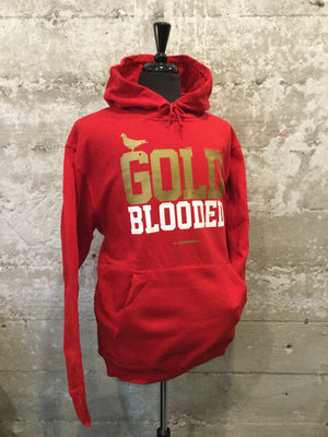 GOLD BLOODED HOODIE