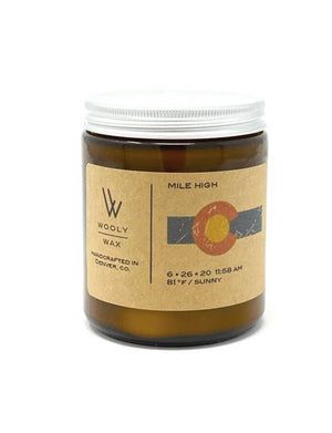 MILE HIGH CANDLE - 4 oz