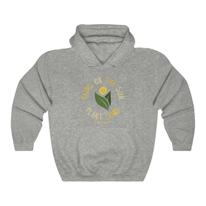 Women's Bring On The Sun Hoodie - Rising Vegans