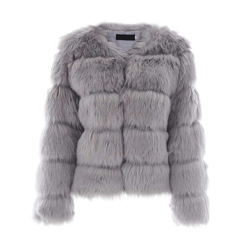 Vintage Styled Vegan Fur Coat - Rising Vegans