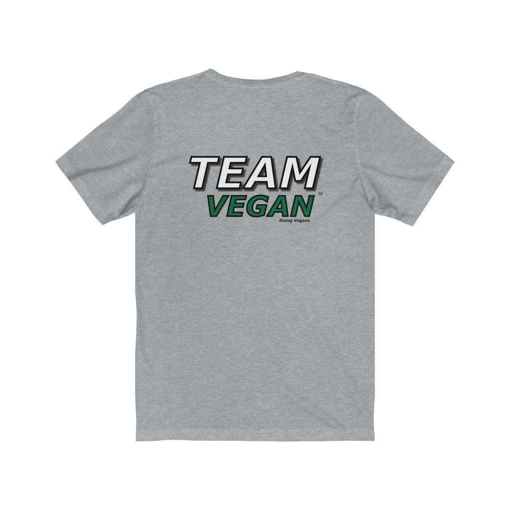 Men's Team Vegan T-Shirt - Rising Vegans