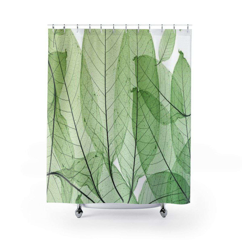 Plant Love Shower Curtains - Rising Vegans