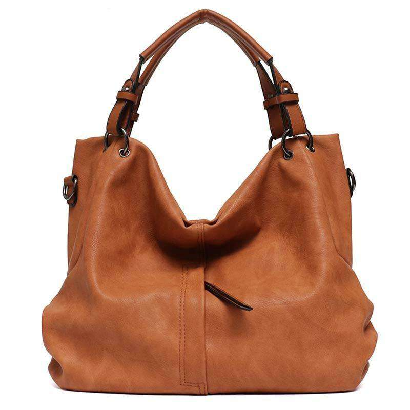 Polished Cosmopolitan Hobo Bag - Rising Vegans