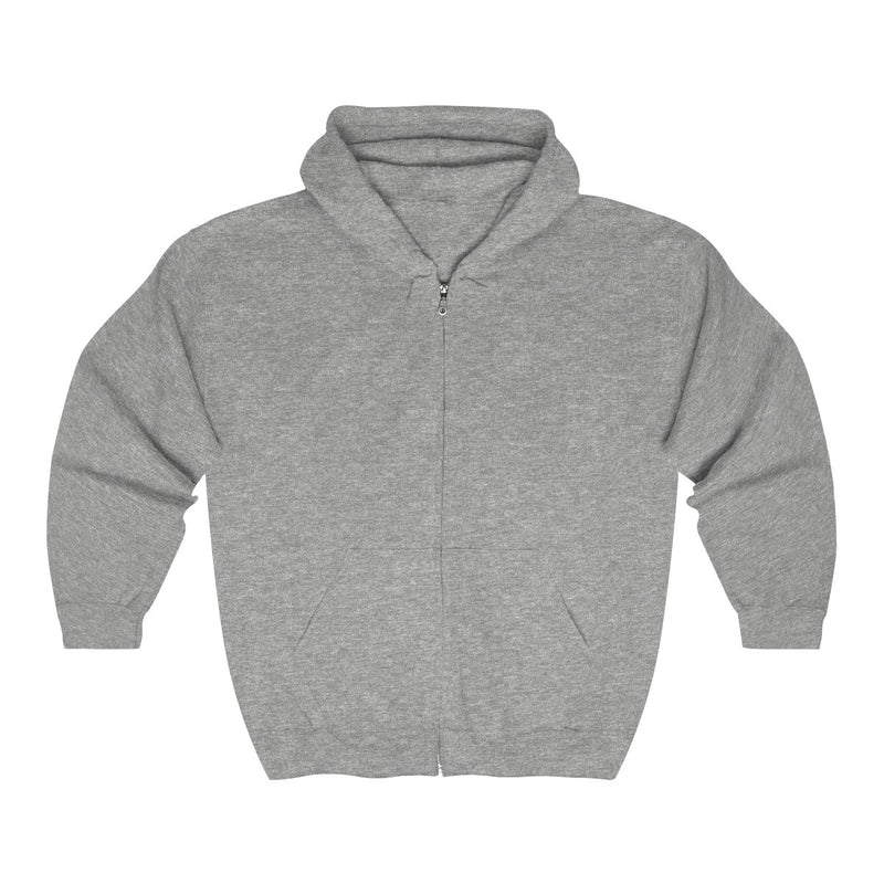 Team Vegan Zip Up Hoodie - Rising Vegans