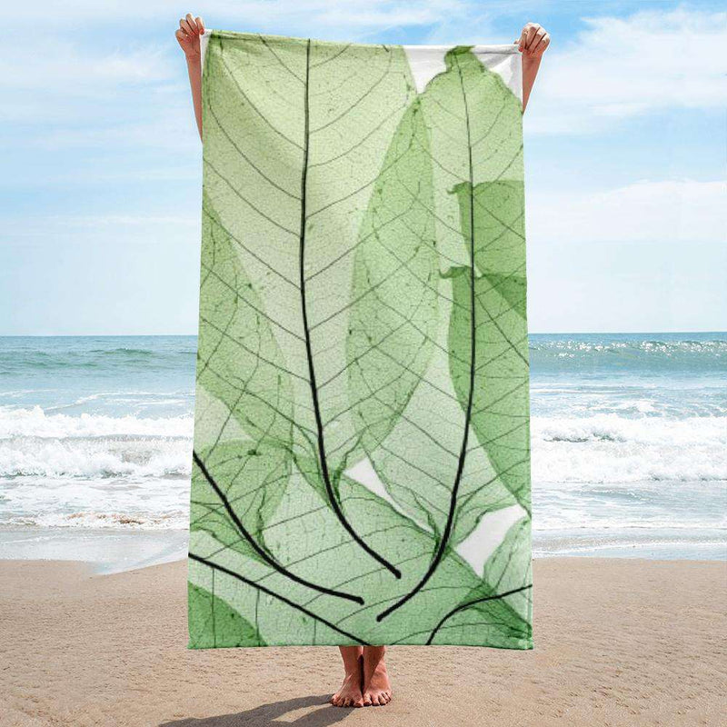 Plant Love Towel - Rising Vegans