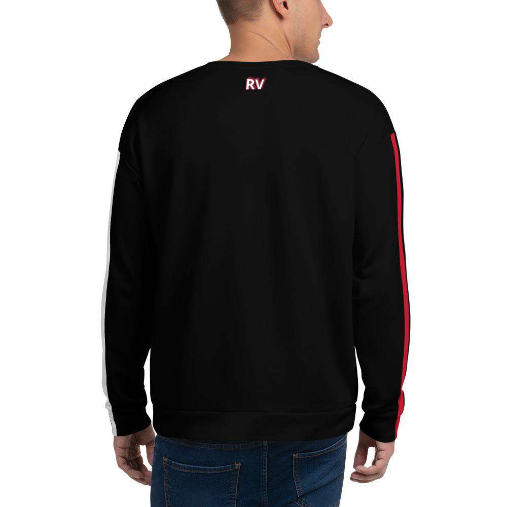 Men's Liam Red Sweatshirt