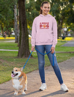 A Rescue Dog Stole My Heart Hoodie - Rising Vegans