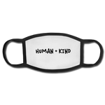 Human Kind Face Mask - Rising Vegans
