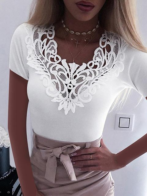 hollow-out-lace-stitching-short-sleeve-top-zsy9293