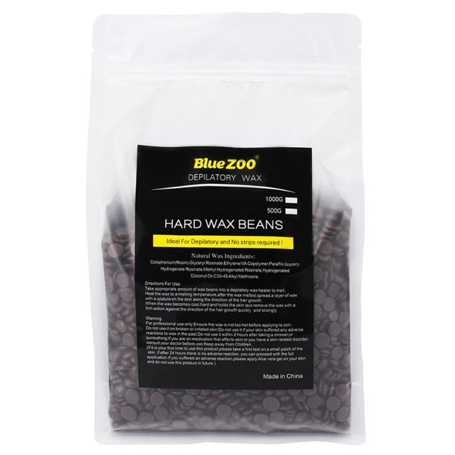 1000g Waxing Beans For Hair Removall For Women & Men