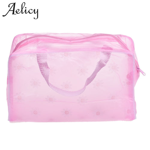 Aelicy Portable Makeup Organizer Bag