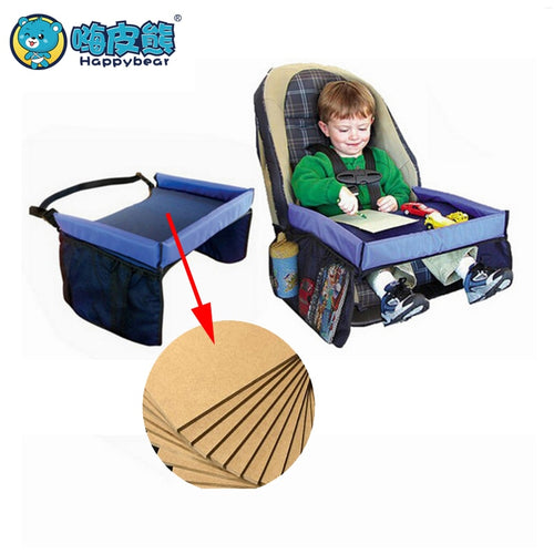 Car Seat Tray for Toy, Food, or Water