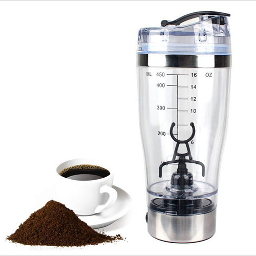 Electric Coffee or Protein Mixer