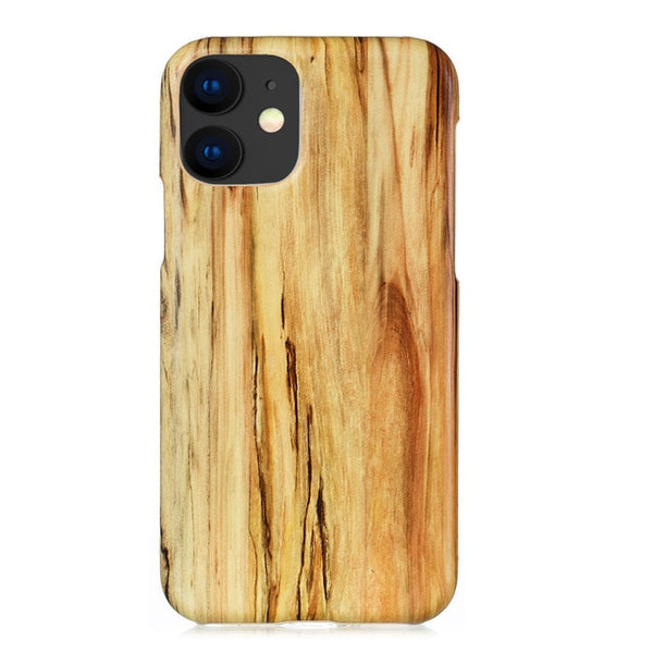iPhone 11 Wood Armor