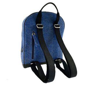 Path Light Blue Backpack