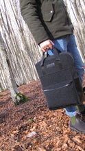 Load image into Gallery viewer, Black Climb Backpack