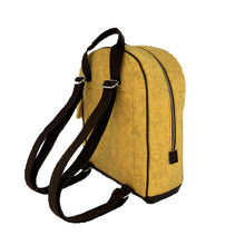 Load image into Gallery viewer, Path Yellow Backpack