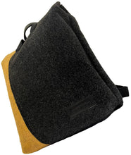 Upload the image to the Gallery Viewer, Urban Black / Yellow Backpack