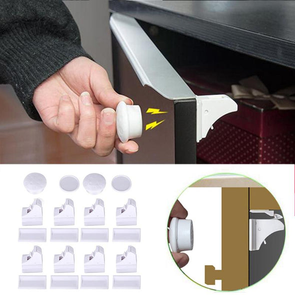 Virtuoso  Safety Cabinet Lock - Children Protection Security Locks