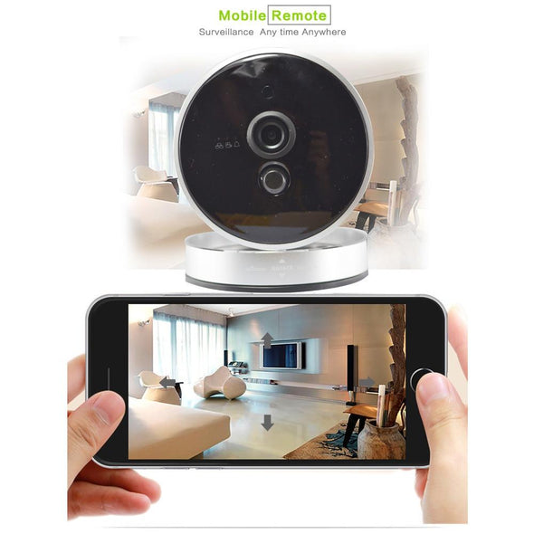 BVio Baby Video Camera. Smart Surveillance Wireless Video Camera. Including Humidity Level. Night Vision.