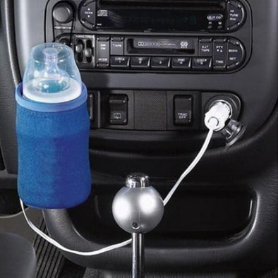 Q5 Baby Bottle Heater.  Keep your Baby's Bottle Warm.  Portable Heater .  DC 12V in Car.