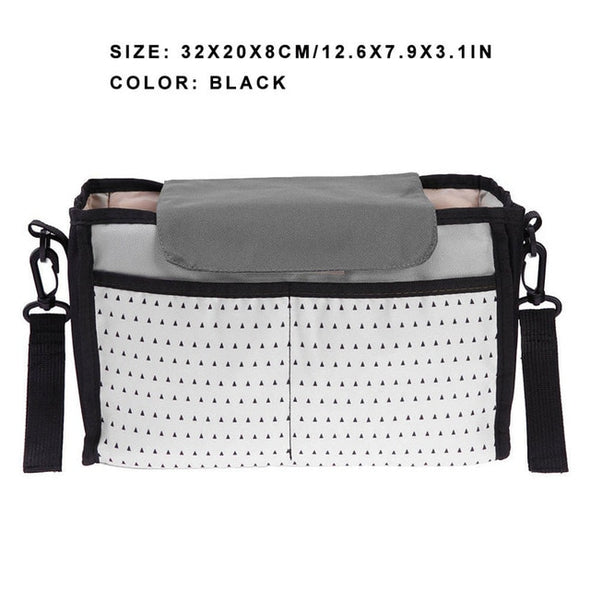 2019 NEW Fashion Baby Diaper Bag for Mom Large Capacity Stroller Mommy Maternity Totes Baby Nappy Nursing Bags Travel Backpack