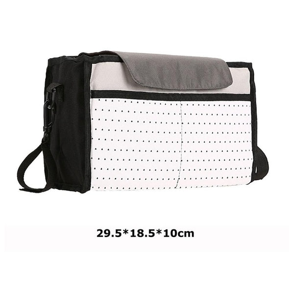 LEQUEEN Diaper Bag Large Capacity Mummy Maternity Baby Bag Multifunctional Nursing Bag Backpack Baby Care Mom Convenient Bags