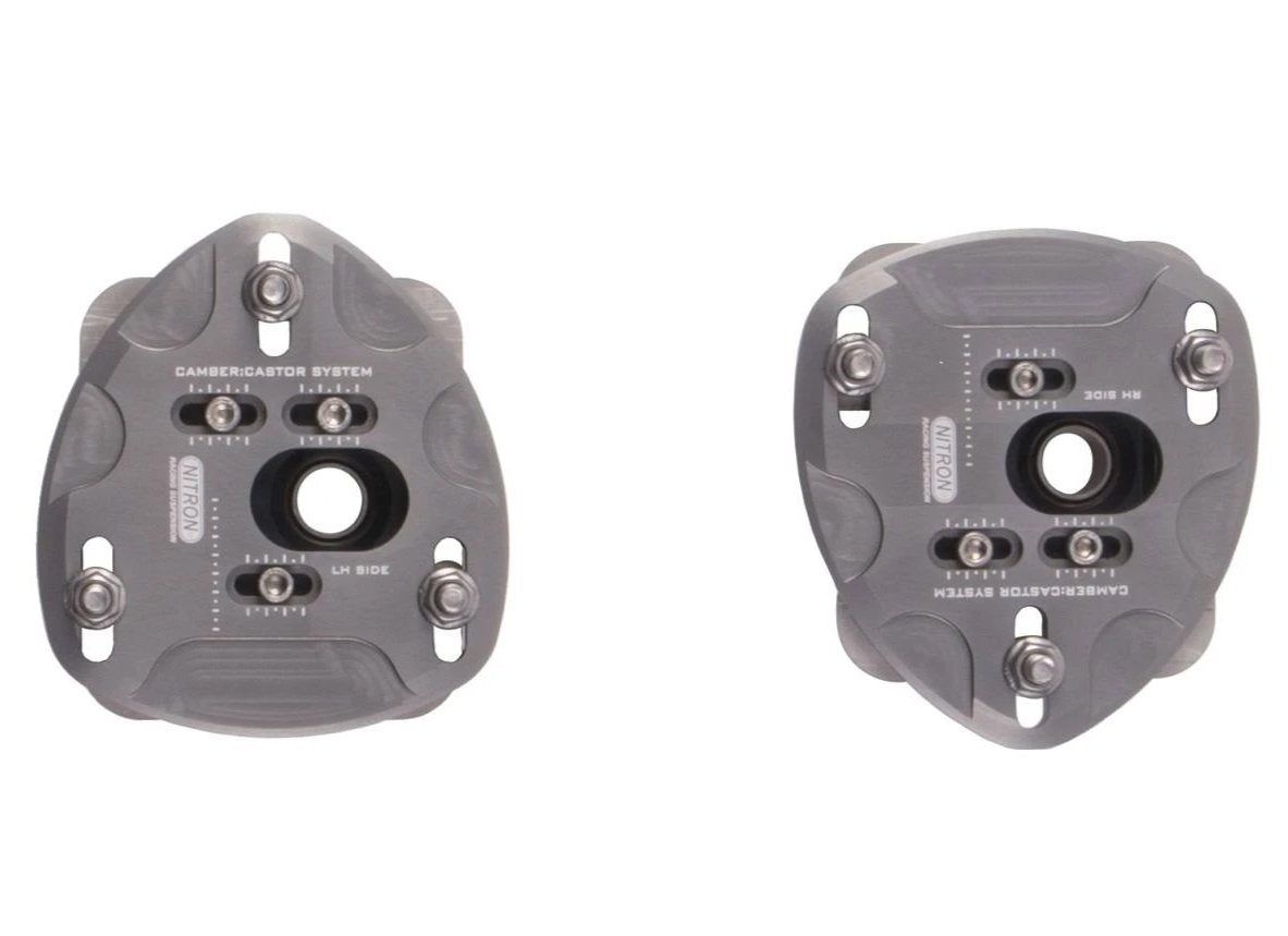 Nitron Adjustable Top Plates