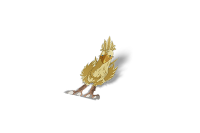 Chocobo Sticker
