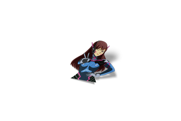 D.Va Sticker