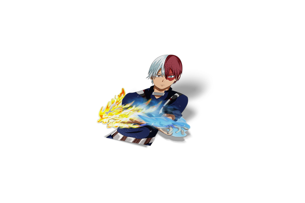Shoto Todoroki Sticker