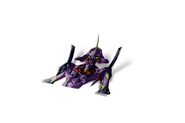 EVA UNIT-01 Sticker