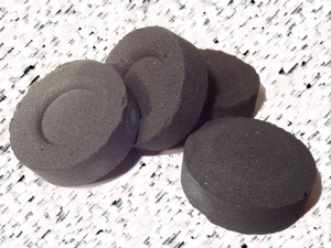 Charcoal Tabs