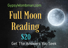 Load image into Gallery viewer, 30 Minute Reading - Full Moon Spread