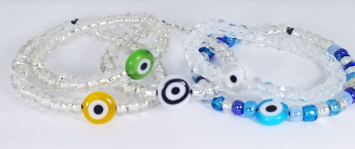 Youth Evil Eye Bracelet
