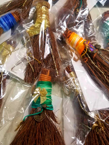 Prosperity Cinnamon Brooms