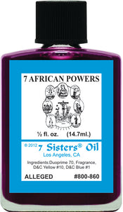 7 African Powers Oil