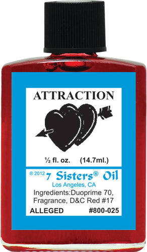 Attraction Oil
