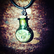 Load image into Gallery viewer, Spelled Bottle Necklace