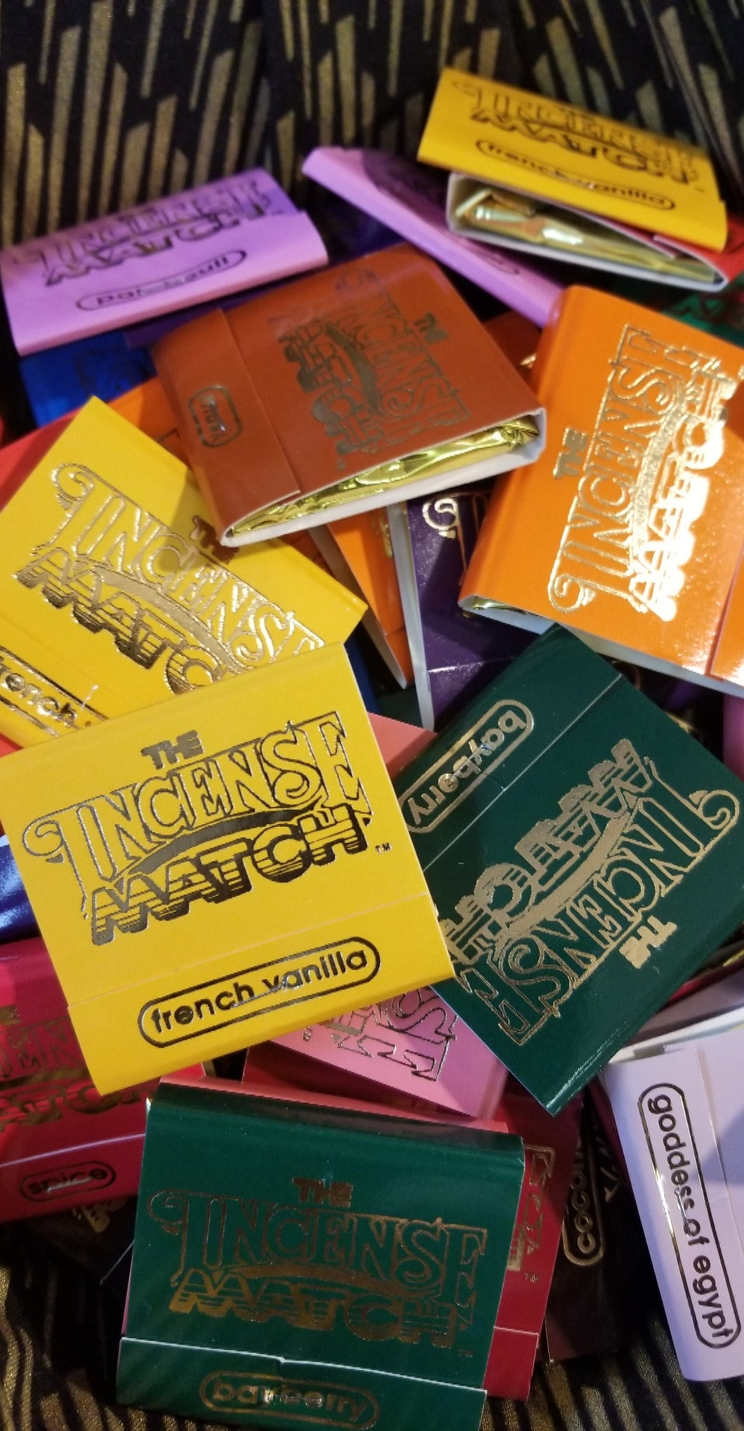 Match Incense