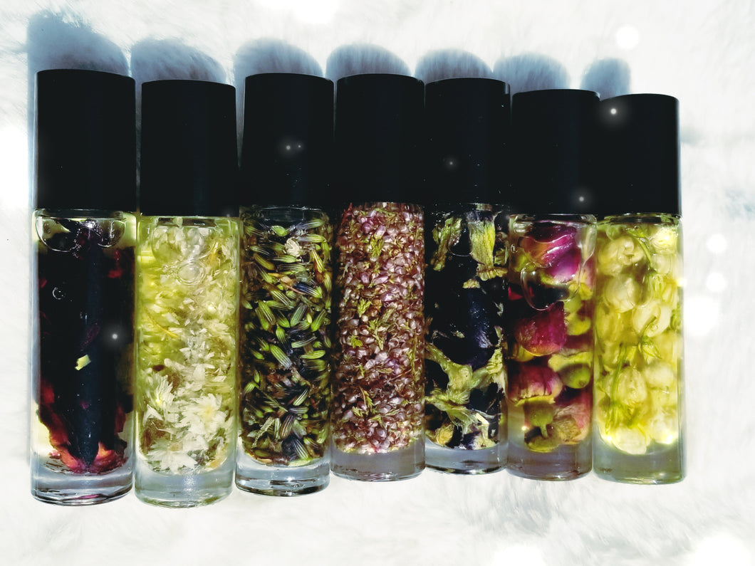Floral Intention Oil