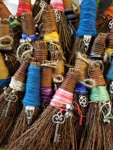 Mini Cinnamon Brooms