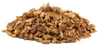 Ginger Root, Cut, (Zingiber officinale)