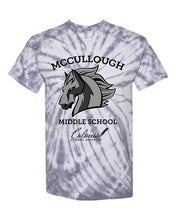 Load image into Gallery viewer, McCullough Middle School Tie-Dye T-Shirt